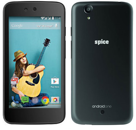 google android trio with android one